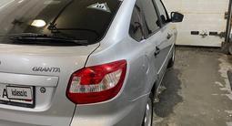 ВАЗ (Lada) 2191 (лифтбек) 2015 года за 1 850 000 тг. в Костанай – фото 4