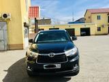Toyota Highlander 2014 года за 17 500 000 тг. в Атырау