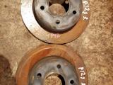 Диски тормозные задние на Nissan Primera p12 (2002-2008 г) б… за 6 500 тг. в Караганда