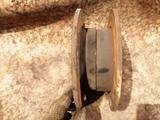 Диски тормозные задние на Nissan Primera p12 (2002-2008 г) б… за 6 500 тг. в Караганда – фото 2