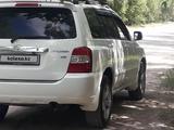 Toyota Highlander 2006 года за 6 400 000 тг. в Алматы – фото 3