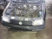 Гольф 3 1.8 двигатель за 5 555 тг. в Тараз