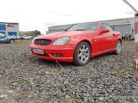 Тюнинг бампер AMG для Mercedes Benz r170 за 45 000 тг. в Алматы