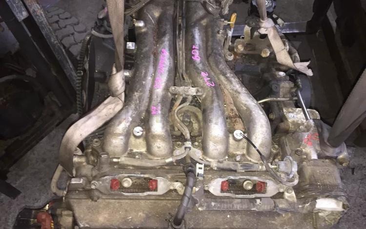 Контрактный двигатель 2TZ 2, 4 4wd за 180 000 тг. в Караганда