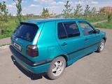 Volkswagen Golf 1992 года за 1 100 000 тг. в Нур-Султан (Астана) – фото 5