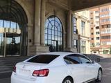 Lexus GS 300 2007 года за 5 250 000 тг. в Шымкент – фото 4