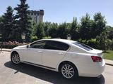 Lexus GS 300 2007 года за 5 250 000 тг. в Шымкент – фото 5