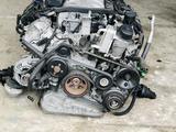 Контрактный двигатель Mercedes-Benz W210 M112 E32 объём 3.2 литра. Из… за 300 360 тг. в Нур-Султан (Астана) – фото 5