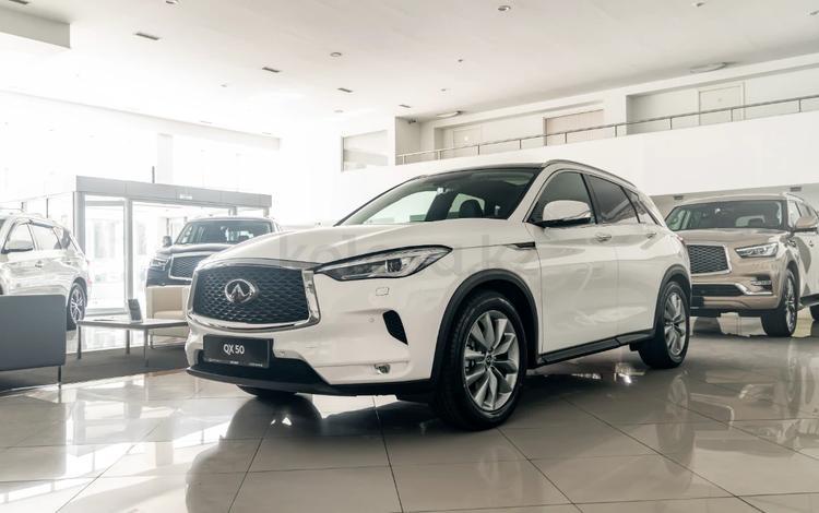 Infiniti QX50 2019 года за 19 490 000 тг. в Алматы