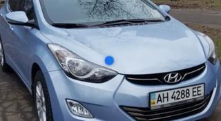 Hyundai Elantra 2012 года за 10 000 тг. в Алматы