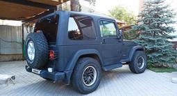 Jeep Wrangler 2006 года за 7 200 000 тг. в Алматы – фото 2