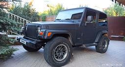 Jeep Wrangler 2006 года за 7 200 000 тг. в Алматы – фото 3