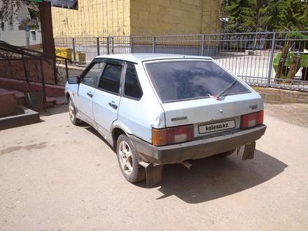 ВАЗ (Lada) 2109 (хэтчбек) 2004 года за 490 000 тг. в Щучинск – фото 3