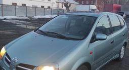 Nissan Almera Tino 2000 года за 2 450 000 тг. в Костанай – фото 2