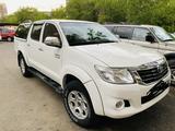 Toyota Hilux 2012 года за 10 500 000 тг. в Нур-Султан (Астана)