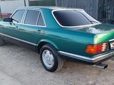 Mercedes-Benz S 280 1980 года за 2 300 000 тг. в Шымкент – фото 2