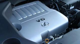 Двигатель Lexus RX 350 3.5 л. 2GR-FE за 590 000 тг. в Алматы