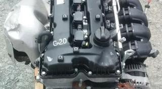 Двигатель ssangyong Actyon g20d 2, 0 за 622 000 тг. в Челябинск