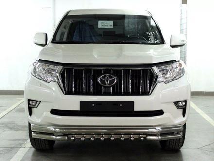 Защита бамперов на Toyota LAND Cruisers Prado 150 за 100 000 тг. в Алматы