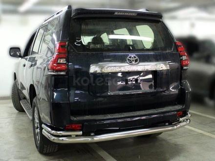 Защита бамперов на Toyota LAND Cruisers Prado 150 за 100 000 тг. в Алматы – фото 3