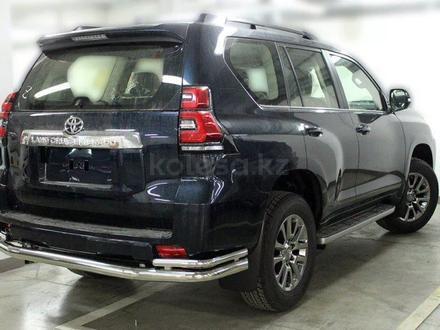 Защита бамперов на Toyota LAND Cruisers Prado 150 за 100 000 тг. в Алматы – фото 4