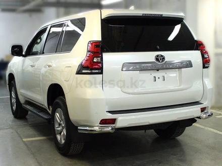 Защита бамперов на Toyota LAND Cruisers Prado 150 за 100 000 тг. в Алматы – фото 5