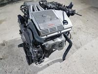 Мотор 1mz-fe Двигатель Lexus rx300 (лексус рх300) за 91 000 тг. в Алматы