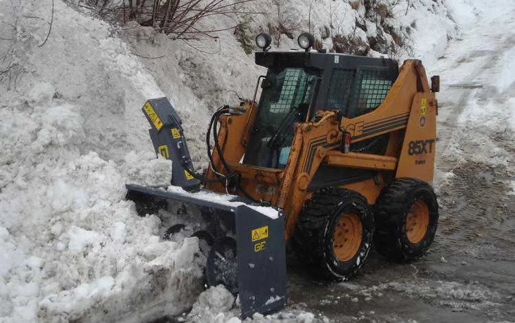 Case  Снегоротор 2020 года в Нур-Султан (Астана)