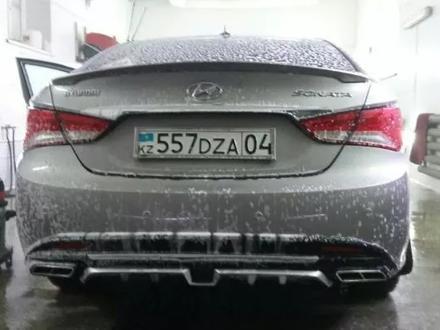 Hyundai Sonata 2010 года за 4 600 000 тг. в Актобе – фото 4
