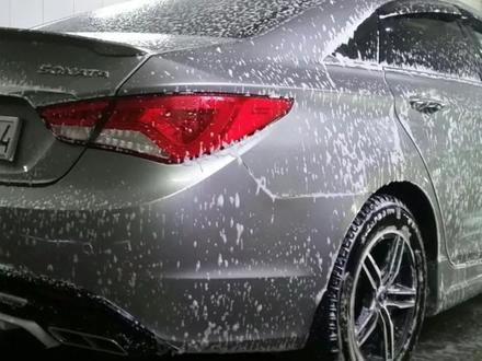 Hyundai Sonata 2010 года за 4 600 000 тг. в Актобе – фото 8