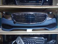 Бампер передний в сборе W213 Maybach Grill за 130 000 тг. в Алматы