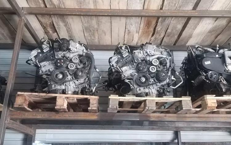 Двигатель 2gr-fe привозной Япония за 19 000 тг. в Семей
