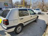 Volkswagen Golf 1996 года за 2 000 000 тг. в Шымкент – фото 4