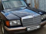 Mercedes-Benz S 280 1986 года за 1 100 000 тг. в Нур-Султан (Астана)