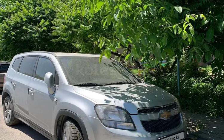 Chevrolet Orlando 2013 года за 3 000 000 тг. в Алматы