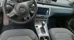 Volkswagen Passat 2014 года за 7 000 000 тг. в Нур-Султан (Астана) – фото 5