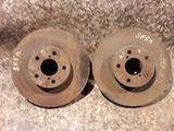 Диск тормозной передний на Subaru Forester, v2.0, EJ20 не турбовый… за 6 500 тг. в Караганда