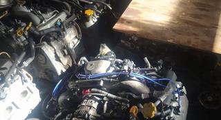 Двигатель субару subaru outback за 240 000 тг. в Алматы