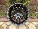 Оригинальные диски R22 AMG на Mercedes GLE, GLS Мерседес за 855 000 тг. в Алматы – фото 4