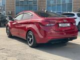 Hyundai Elantra 2014 года за 5 150 000 тг. в Алматы – фото 2