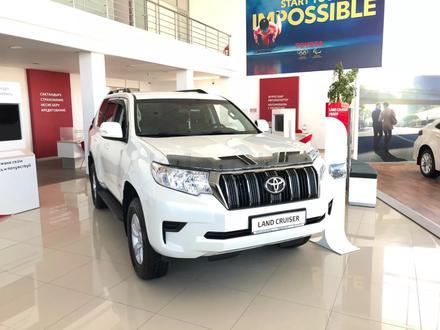 Toyota Land Cruiser Prado 2019 года за 17 800 000 тг. в Атырау