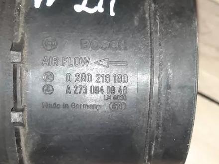 Валюметр на Mercedes Benz e350 w211 (272) за 30 000 тг. в Алматы – фото 2