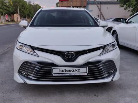 Toyota Camry 2019 года за 14 100 000 тг. в Шымкент – фото 5