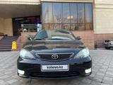 Toyota Camry 2005 года за 4 900 000 тг. в Алматы – фото 3