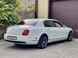 Bentley Continental Flying Spur 2006 года за 9 500 000 тг. в Алматы – фото 4