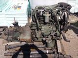 Мерседес d609 двигатель с Европы за 84 000 тг. в Караганда – фото 2