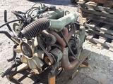 Мерседес d609 двигатель с Европы за 84 000 тг. в Караганда – фото 3