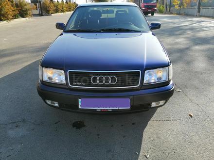 Audi A6 1993 года за 3 300 000 тг. в Алматы – фото 2