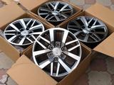 R17 диски Toyota, Hilux 4runer Fortuner Prado за 130 000 тг. в Алматы