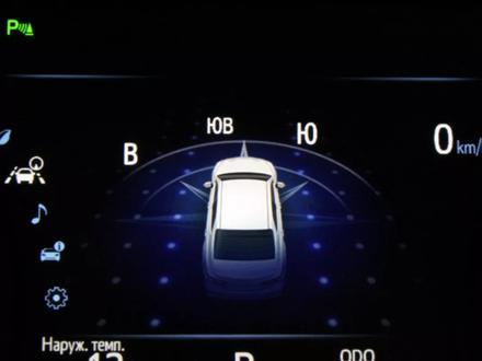 Toyota Camry 2020 года за 15 200 000 тг. в Алматы – фото 36